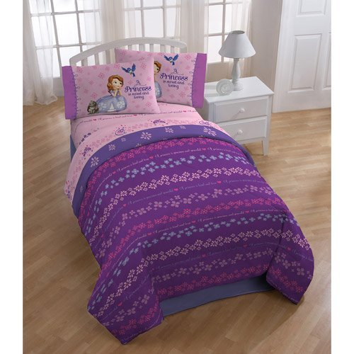 Disney Junior Sofia The First Princess Twin/Full Comforter Toy, Kids, Play, Children front-700347