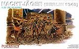 DR6089 1/35 WW.II ドイツ武装親衛隊 夜間戦闘隊フィギュアセット