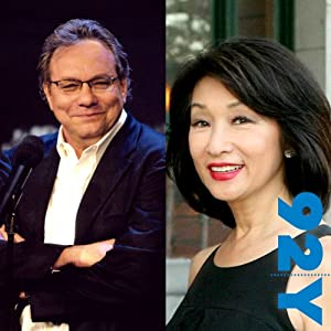 Lewis Black with Connie Chung | [Lewis Black]