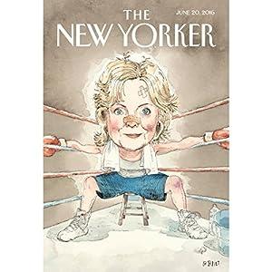 The New Yorker, June 20th 2016 (Jennifer Gonnerman, Raffi Khatchadourian, Louis Menand) Periodical