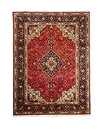 QURAMA Alfombra Persian Tabriz Rojo/Multicolor 297 x 200 cm