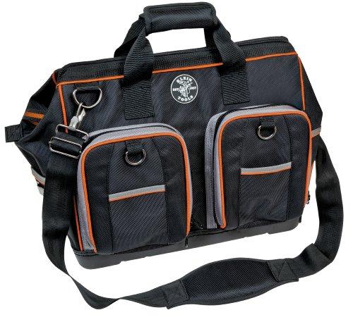 Klein Tools 55417-18 Tradesman Pro Organizer Extreme Electrician's Bag