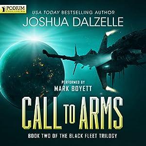 Black Fleet Trilogy, Book 2 - Joshua Dalzelle
