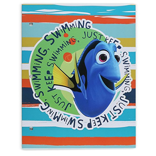 [Toddlers Finding Dory Nemo Kids Back to School Pre-school Elementary Toy Figure Toy Figure Folder B] (Finding Nemo Costume Homemade)
