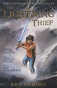 The Lightning Thief The Graphic Novel Rick Riordan New And Used Books Fr