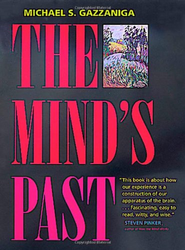 The Mind'S Past front-1058410