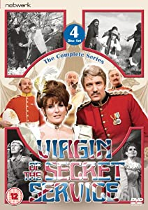 Virgin of the Secret Service - The Complete Series [DVD] [1968]