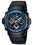 [ジーショック]G-SHOCK メンズ アナログ デジタル デジアナ 腕時計 AW-591-2A [並行輸入品]