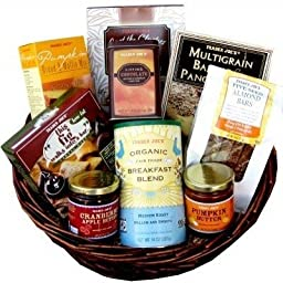 Trader Joe\'s \'Top of the Morning\' Breakfast Gift Basket