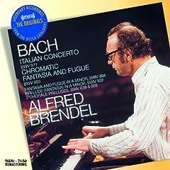 J.S. Bach: Prelude (Fantasy) in A minor, BWV 922