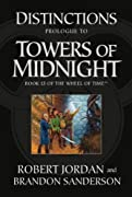 Distinctions: Prologue to Towers of Midnight (Wheel of Time) by Robert Jordan, Brandon Sanderson cover image