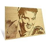 Elvis Presley Plaque Large