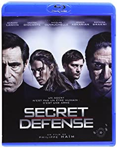 Secret défense [Blu-ray]