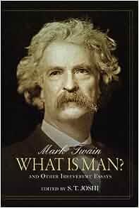 Mark Twain Essays By Mark Twain