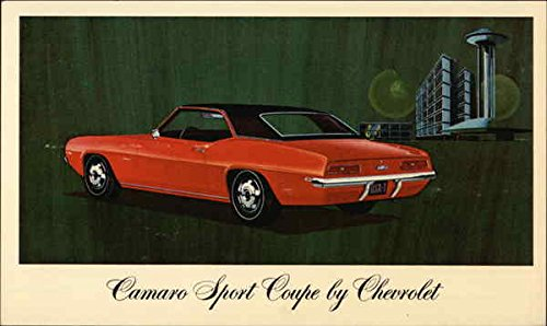 camero-sport-coupe-by-chevrolet-el-monte-california-original-vintage-postcard