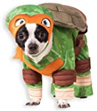 Rubies Costume Company Teenage Mutant Ninja Turtles Michelangelo Pet Costume, Small