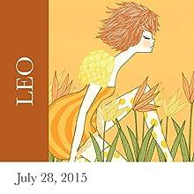 Leo: July 28, 2015  by Tali Edut, Ophira Edut Narrated by Lesa Wilson