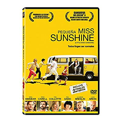 Little Miss Sunshine (Pequena Miss Sunshine) [NTSC/REGION 1 & 4 DVD. Import-Latin America]