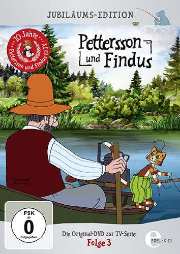 Pettersson und Findus - Die Original-DVD zur TV-Serie, Jubiläums-Edition Folge 3