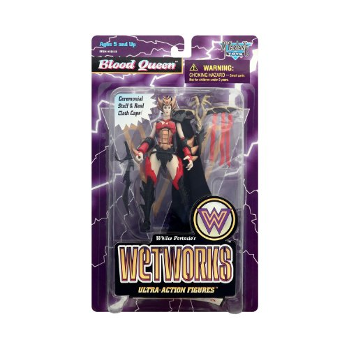 Whilce Portacio's Blood Queen Wetworks Ultra-Action Figure