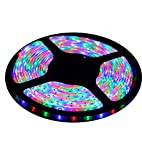 Iplay Self Adhesive SMD Strip LED Light in Red,Green,Blue(RGB) Colour