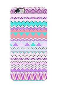 ZAPCASE PRINTED BACK COVER FOR IPHONE 6S- Multicolor