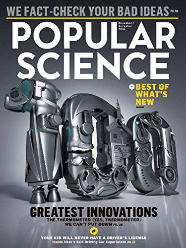 Popular Science (Popular Electronics compare prices)