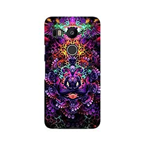 Ebby psychedelic buddha Premium Printed Case For LG Nexus 5X