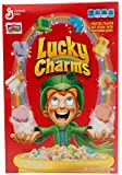 Big G General Mills Lucky Charms Cereal - New Swirled Marshmallow Charms