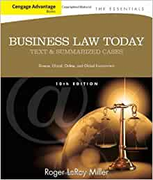Business law 200