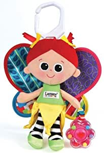 Lamaze Play and Grow Kerry the Fairy Take Along Toy (Discontinued by Manufacturer)