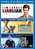 3 Film Box Set: I Love You Phillip Morris / Liar Liar / The Cable Guy [DVD]