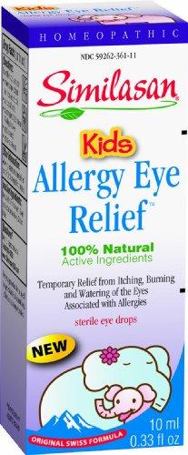 Similasan enfants Soulagement des allergies