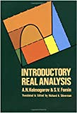 img - for Introductory Real Analysis (Dover Books on Mathematics) book / textbook / text book