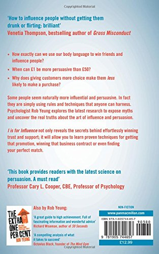 influence the science of persuasion pdf
