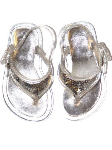 Buy Sequin Jellie Thong Sandal by Baby Deer