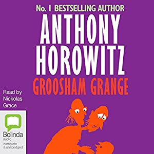 Groosham Grange Audiobook