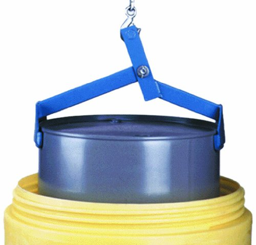 Enpac 3100-BU Salvage Drum Lifter, 1000 lbs Load Capacity