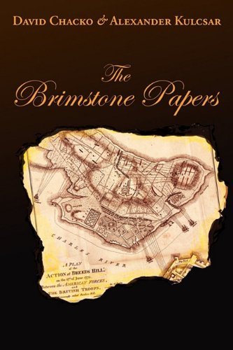 Image for The Brimstone Papers (The Life of Israel Potter)