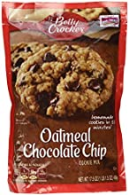 Betty Crocker Oatmeal Chocolate Chip Cookie Mix - 175 oz