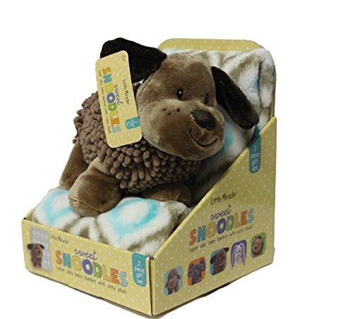 Sweet Snoodles Puppy 2 Piece Gift Set