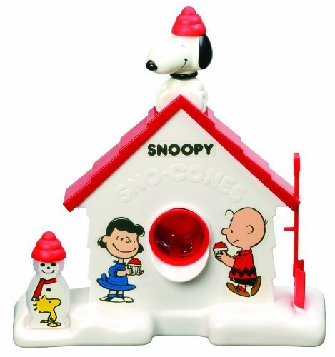 Snoopy Doghouse Sno-Cone Machine, New or Used