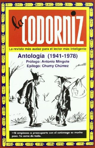 Codorniz, La-Antologia (1941-1978) (Biblioteca del Recuerdo)