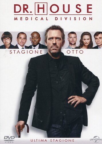 Dr. House - Stagione 08 (6 Dvd) [Italian Edition]