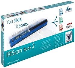 IRIS IRISCan Book 2 - Escáner de documentos