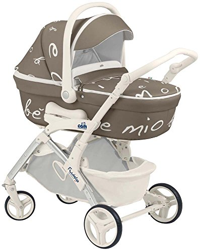 Cam Il Mondo Del Bambino ART877024 Fluido Amore Mio Sistema Modulare Trio, Lettere, Fango