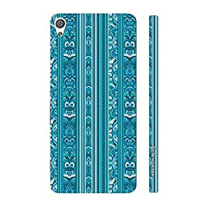 Enthopia Designer Hardshell Case India Blues Back Cover for Sony Xperia XA