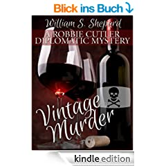 Vintage Murder (Robbie Cutler Diplomatic Mysteries Book 1) (English Edition)