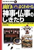 面白いほどよくわかる神事・仏事のしきたり―冠婚葬祭、年中行事、日常の所作まで、知っておきたい日本人の心得 (学校で教えない教科書)