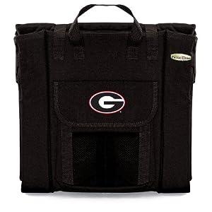 Georgia Bulldogs Portable Stadium Seat by Picnic Time